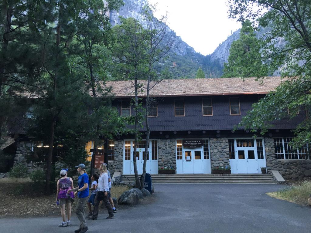 Yosemite CA 95389