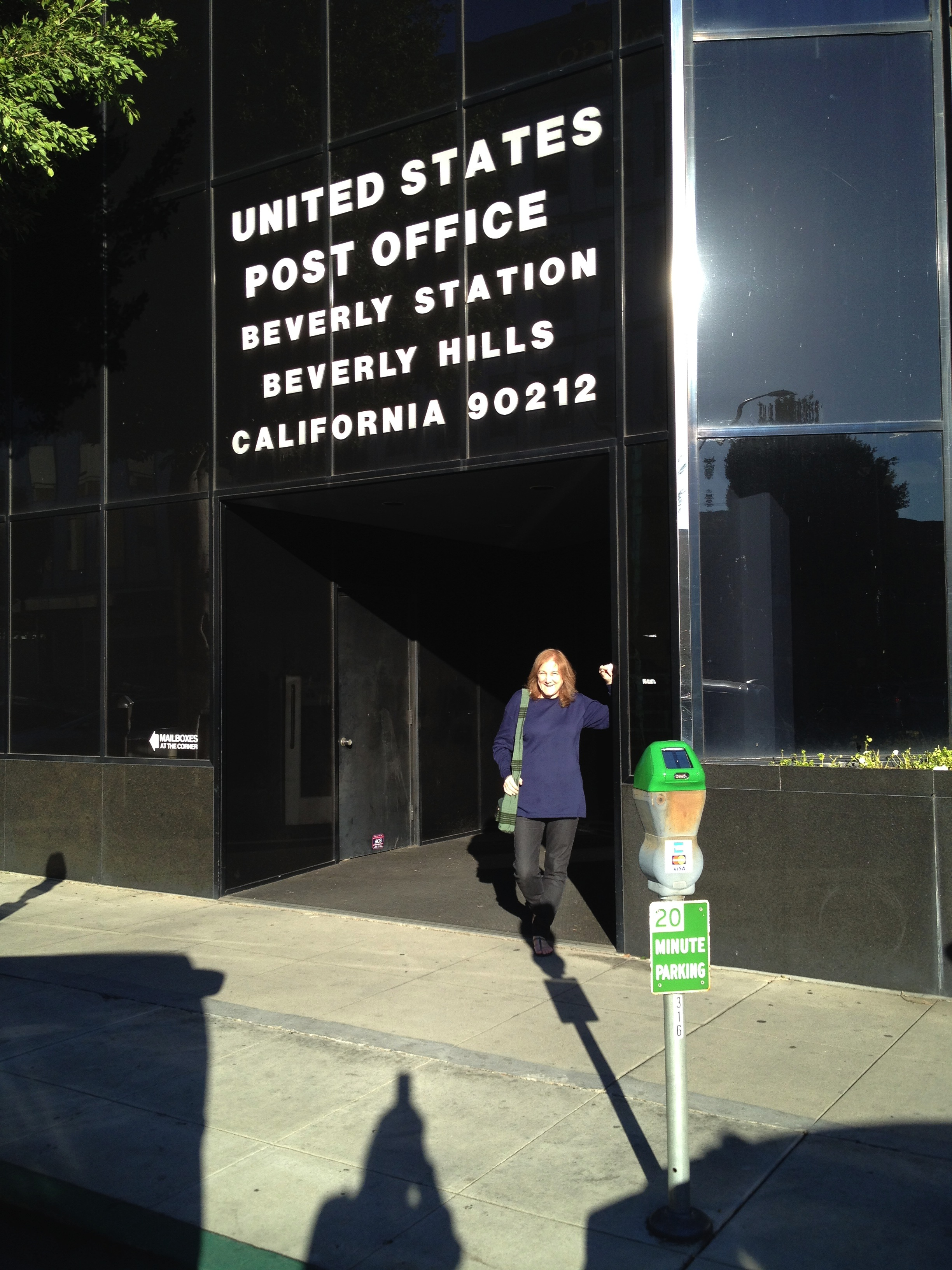 Keyport Post Office Beverly Hills 90212 Post Office