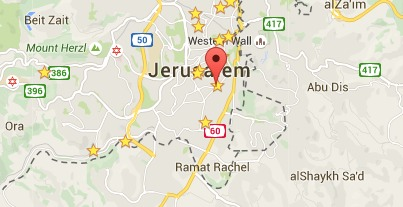 dorom-post-office-location-jerusalem