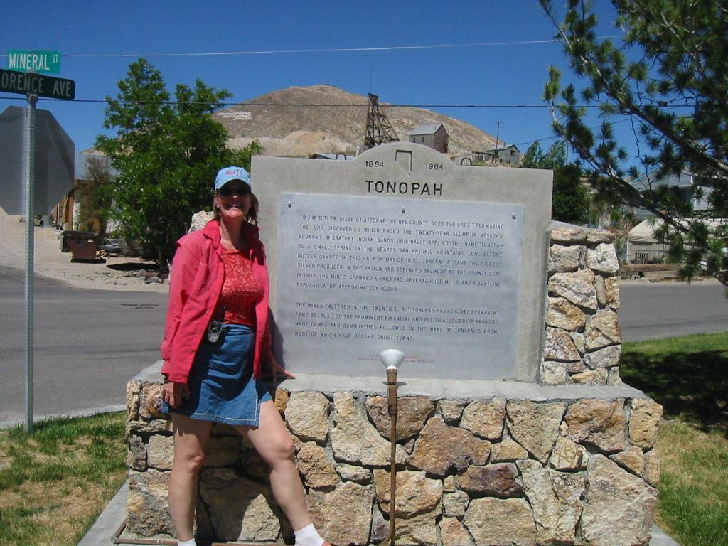 Tonopah Nevada 89049