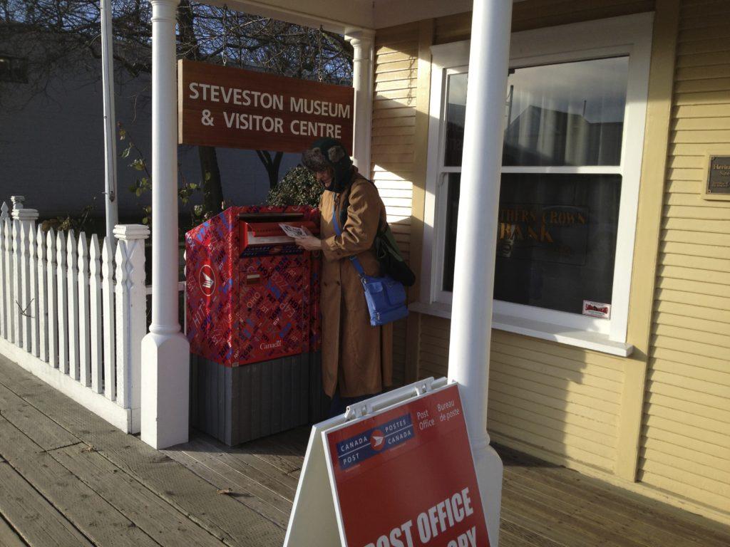 Steveson, Canada