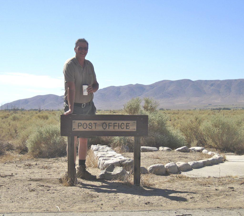 Manzanar CA - PO Site