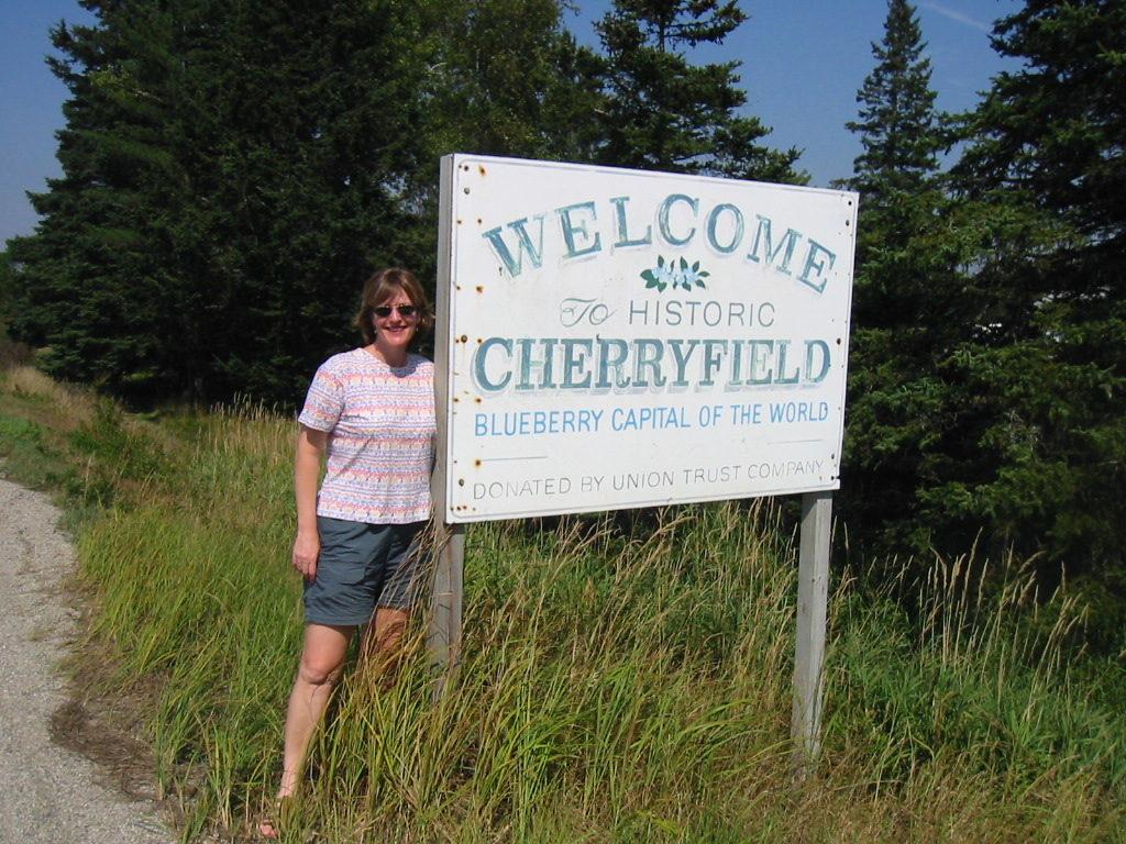 Cherryfield, ME 04622