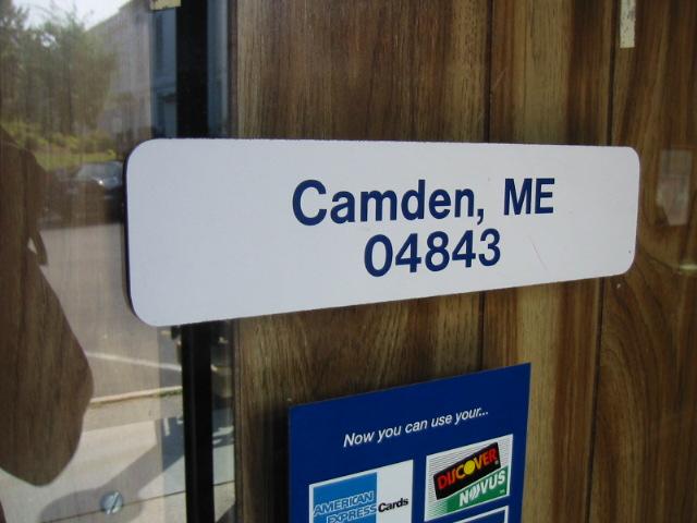 Camden, ME 04843