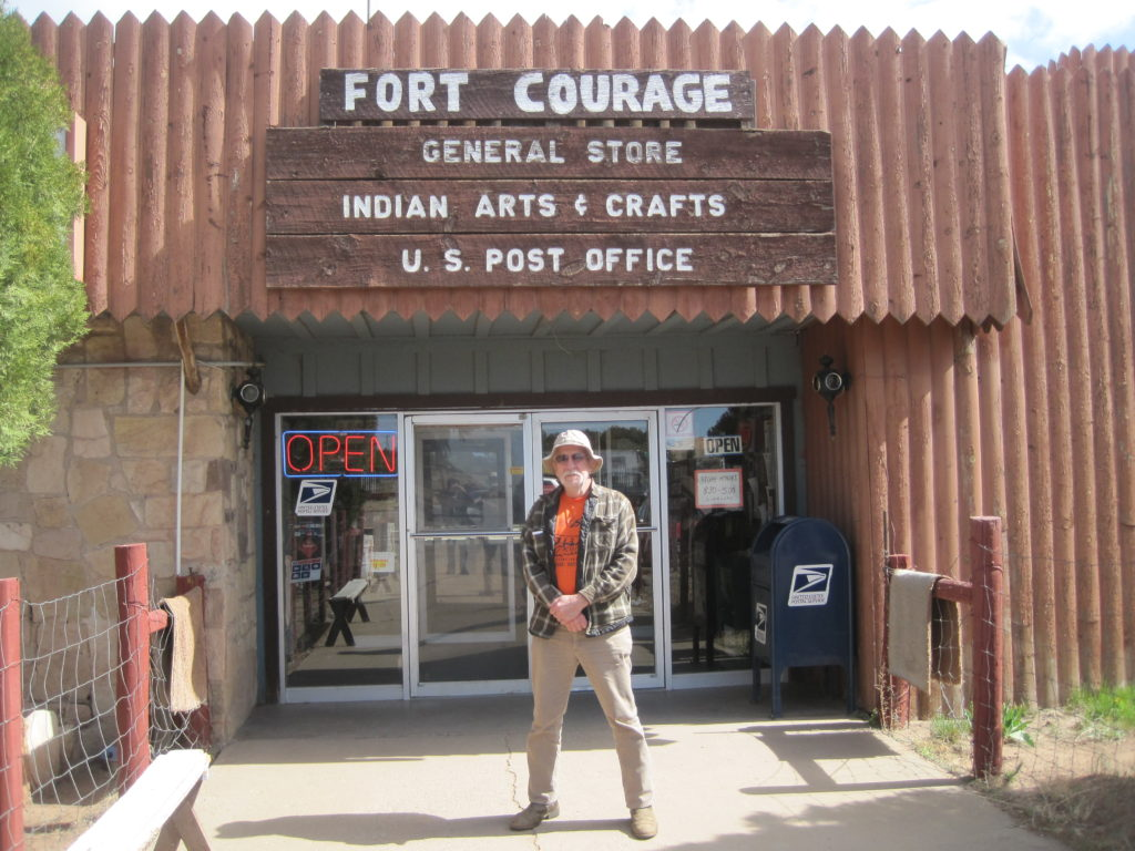 Houck, AZ 85606 aka Fort Courage