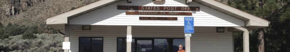 Coleville CA 96107