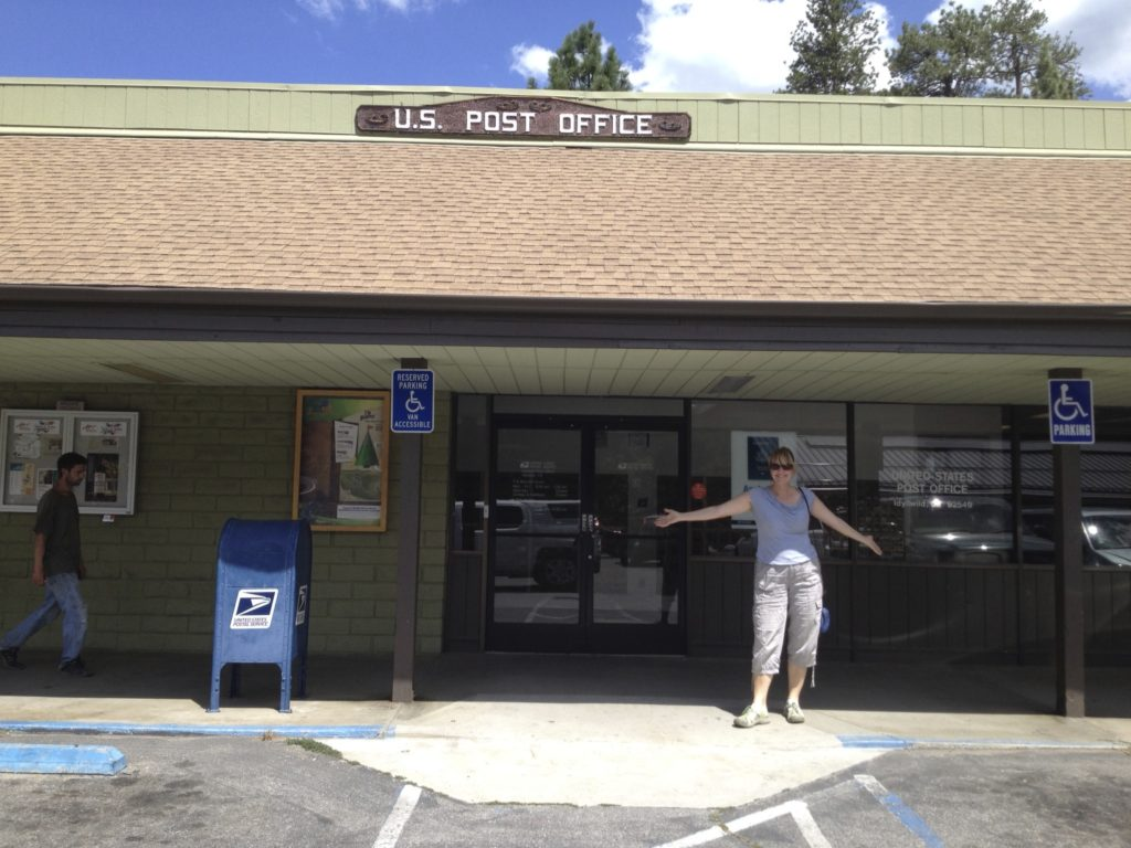 Idyllwild Post Office 92549