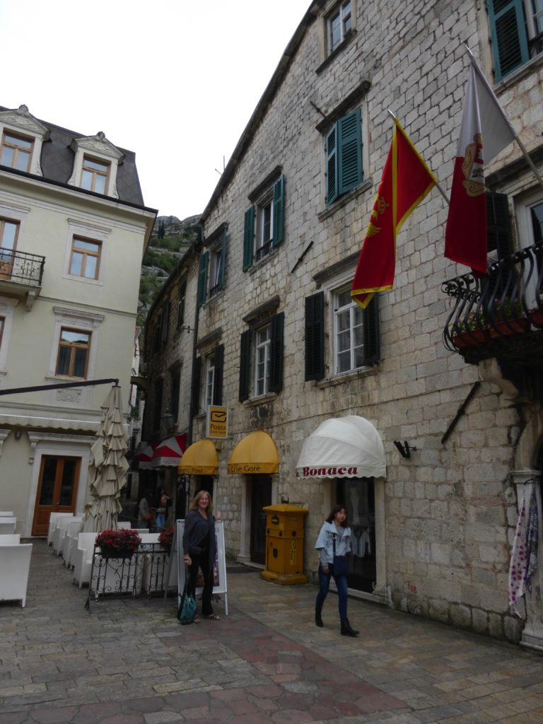 Kotor Montenegro in old city 85330
