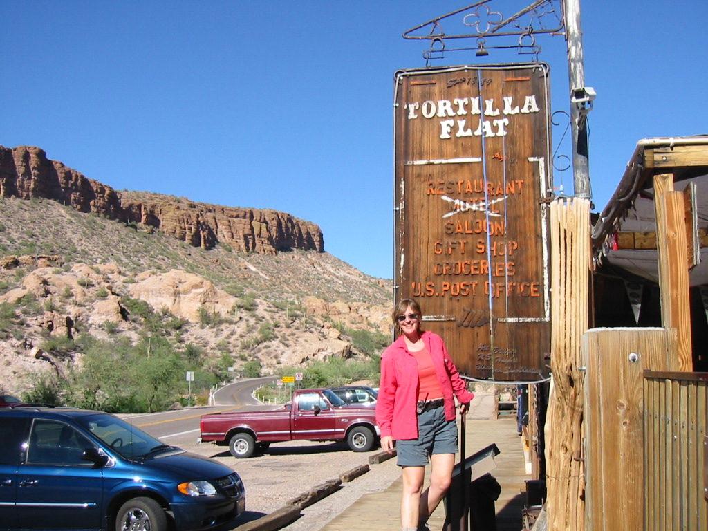 Tortilla Flat, AZ 85219 or 85290