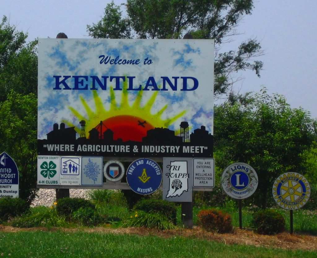Kentland, IN 47951