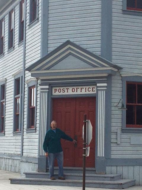 Dawson City YK Yukon, Canada
